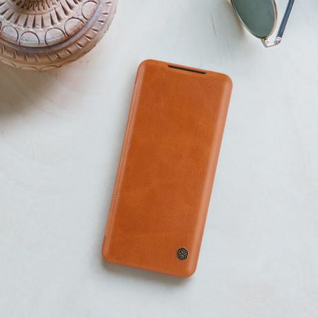 Husa Book Samsung Galaxy S20 Plus, Nillkin Qin Maro