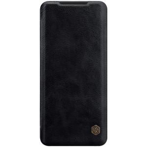 Husa Book Samsung Galaxy S20 Ultra, Nillkin Qin Negru
