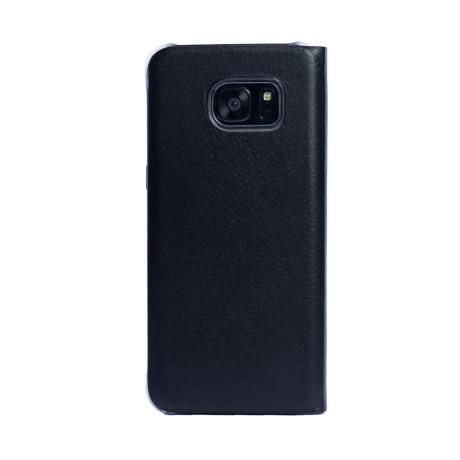 Husa Book Samsung Galaxy S7 Edge Negru CTK