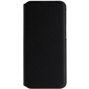 Husa Samsung Flip Wallet Cover pentru Samsung Galaxy A40 Black