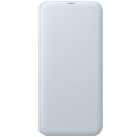 Husa Samsung Flip Wallet pentru Samsung Galaxy A50 White