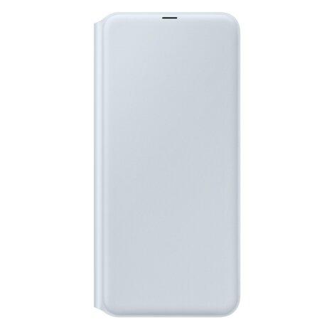 Husa Flip Wallet Cover Samsung pentru Samsung Galaxy A70 White