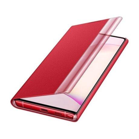 Husa Book Samsung pentru Samsung Galaxy Note 10 Rosu