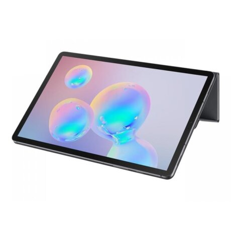 Husa Book Samsung pentru Samsung Galaxy Tab S6 10.5 Inch Gri