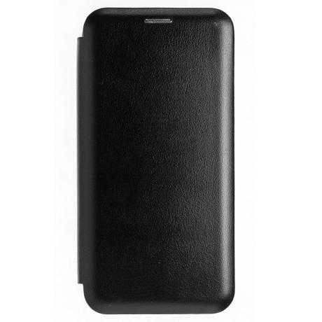 Husa Book Satinat Huawei P30, Negru OC