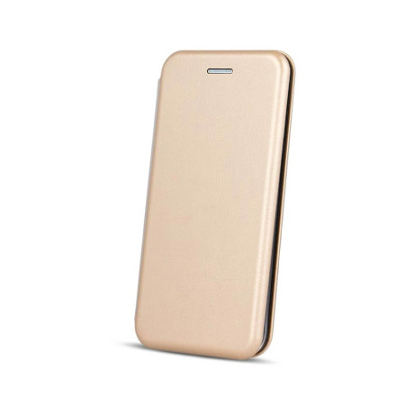 Husa Book Satinat Samsung Galaxy A50 Auriu OC