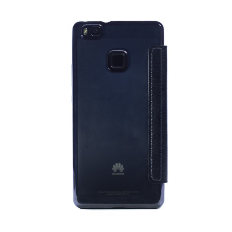 Husa book silicon Huawei P9 Lite Negru
