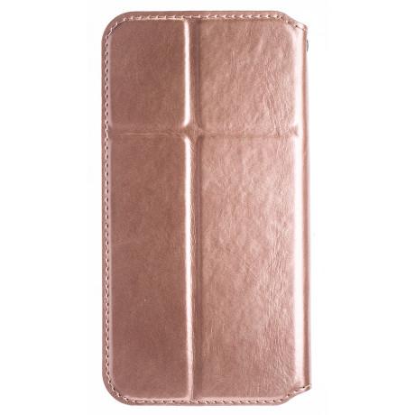 Husa Book Universal Dux Ducis Rose Gold 4.7-5''