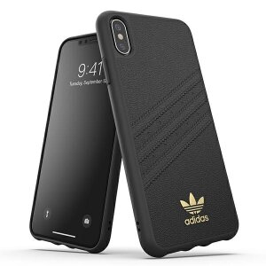 Husa Cover Adidas OR Moulded pentru iPhone Xs Max Black