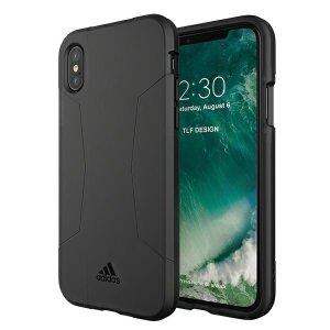 Husa Cover Adidas SP Agravic pentru iPhone X/XS Black