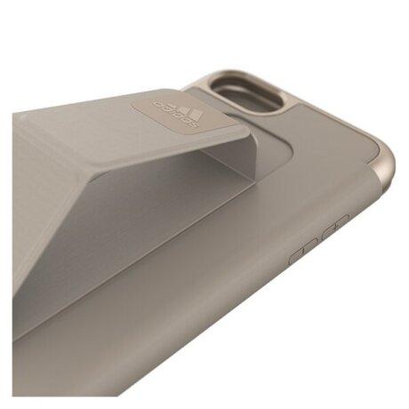 Husa Book Adidas SP Grip pentru iPhone 6/7/8/SE 2 Cream