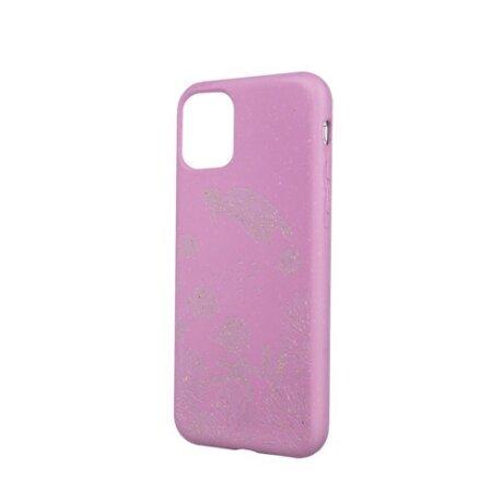 Husa Cover Biodegradabile Forever Bioio Ocean pentru iPhone 11 Pro Max Roz