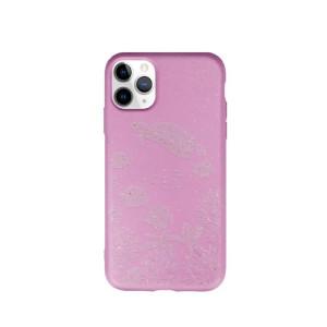 Husa Cover Biodegradabile Forever Bioio Ocean pentru iPhone 11 Roz