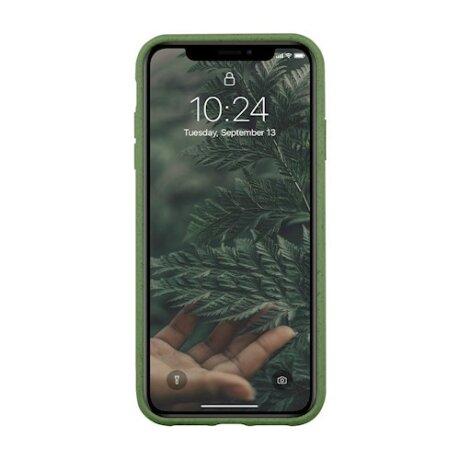 Husa Cover Biodegradabile Forever Bioio pentru iPhone 11 Pro Max Verde