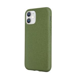 Husa Cover Biodegradabile Forever Bioio pentru iPhone 11 Verde