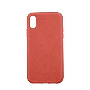 Husa Cover Biodegradabile Forever Bioio pentru iPhone XR Rosu