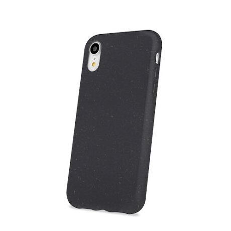 Husa Cover Biodegradabile Forever Bioio pentru iPhone XS Max Negru