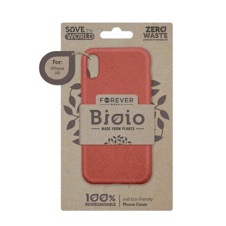 Husa Cover Biodegradabile Forever Bioio pentru Samsung Galaxy A70 Rosu