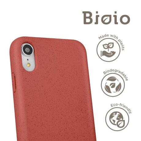 Husa Cover Biodegradabile Forever Bioio pentru Samsung Galaxy S10 Plus Rosu