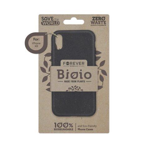 Husa Cover Biodegradabile Forever Bioio pentru Samsung Galaxy S20 Plus Negru