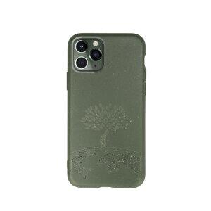 Husa Cover Biodegradabile Forever Bioio Tree pentru iPhone XR Verde