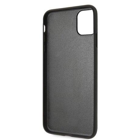 Husa Cover BMW Carbon pentru iPhone 11 Pro Max Black