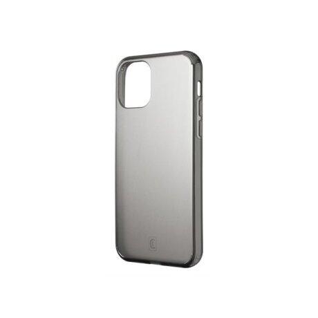 Husa Cover Cellularline Hard Antimicrobial pentru iPhone 11 Pro Fumuriu