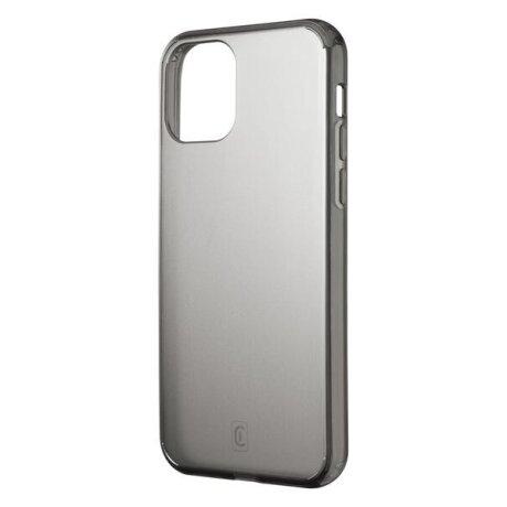 Husa Cover Cellularline Hard Antimicrobial pentru iPhone 11Pro Max negru