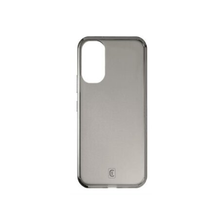 Husa Cover Cellularline Hard Antimicrobial pentru Samsung Galaxy A51 Fumuriu