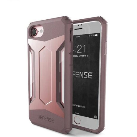 Husa Cover Defense Gear Pentru iPhone 7/8/Se 2 Roz