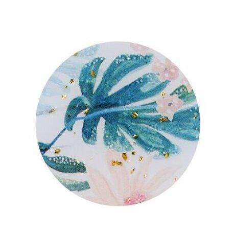 Husa Cover Fashion Marble pentru Huawei Y6P Multicolor