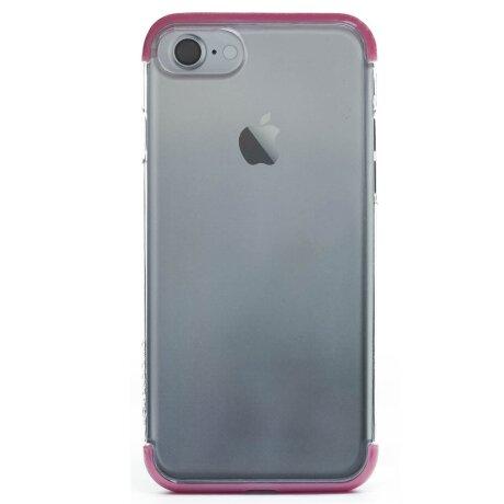 Husa Cover Fence Pentru Iphone 7/8/Se 2 Pink