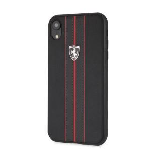 Husa Cover Ferrari Off Track Hard pentru iPhone XR Negru