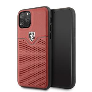 Husa Cover Ferrari Victory TPU pentru iPhone 11 Pro Rosu