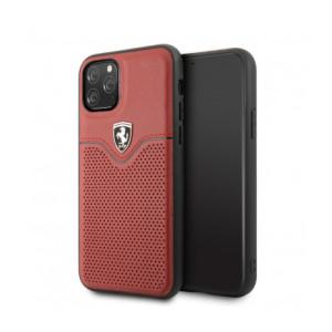 Husa Cover Ferrari Victory TPU pentru iPhone 11 Pro Max Rosu