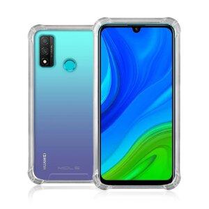 Husa Cover Fonex Antisoc Mols pentru Huawei P Smart 2020 Transparent