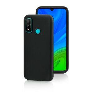 Husa Cover Fonex Silicon pentru Huawei P Smart 2020 Negru