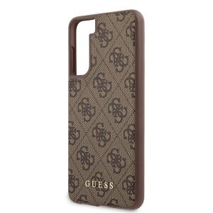 Husa Cover Guess 4G pentru Samsung Galaxy S21 Plus Brown