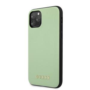 Husa Cover Guess TPU pentru iPhone 11 Pro Max Verde