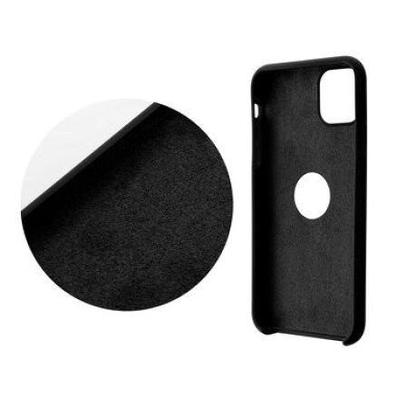 Husa Cover Hard Fun pentru iPhone 12/12 Pro Negru