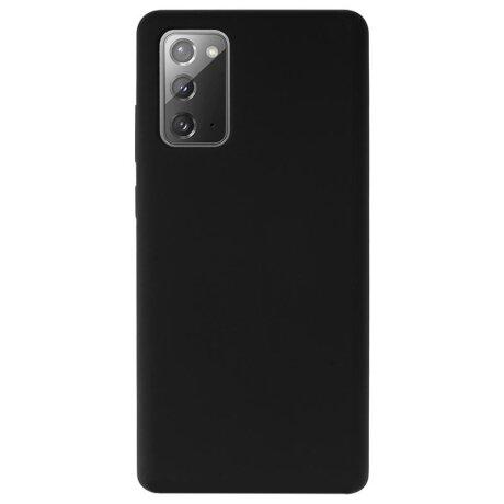 Husa Cover Hard Fun pentru Samsung Galaxy Note 20 Negru