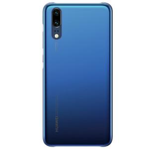 Husa Cover Hard Huawei pentru Huawei P20 Blue