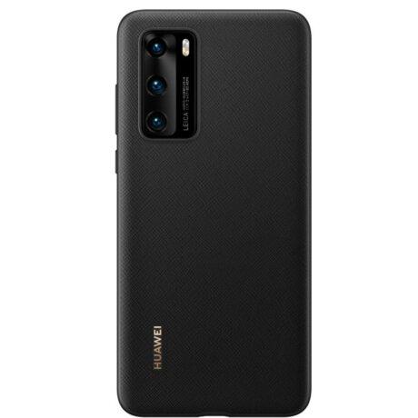 Husa Cover Hard Huawei pentru Huawei P40 Black