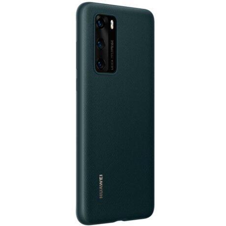 Husa Cover Hard Huawei pentru Huawei P40 Green