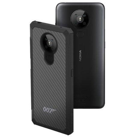 Husa Cover Hard Nokia 007 Special Edition pentru Nokia 5.3 Negru