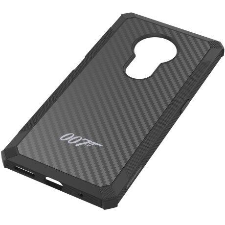 Husa Cover Hard Nokia 007 Special Edition pentru Nokia 6.2/7.2 Negru
