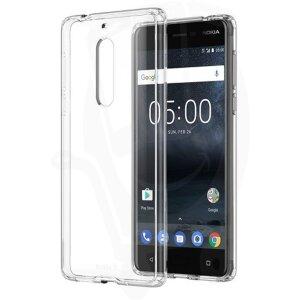 Husa Cover Hard Nokia Hybrid Crystal pentru Nokia 5 Transparent