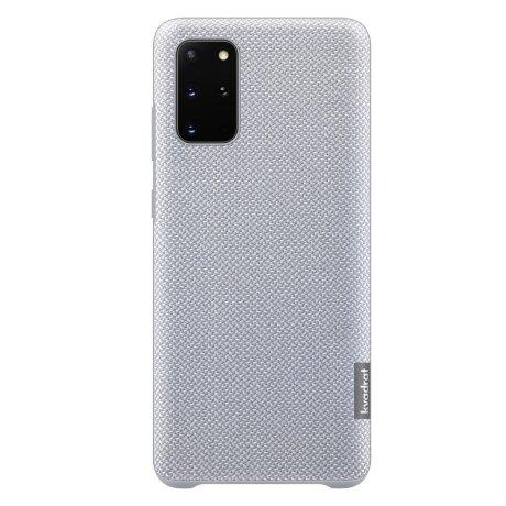 Husa Cover Hard Samsung Kvadrat pentru Samsung Galaxy S20 Plus Gri
