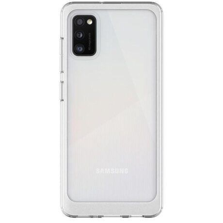 Husa Cover Hard Samsung pentru Samsung Galaxy A41 GP-FPA415KDATW Clear