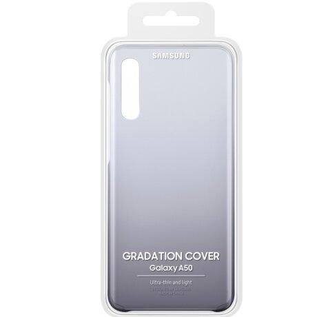 Husa Samsung Hard Gradiation Cover pentru Samsung Galaxy A50 Black